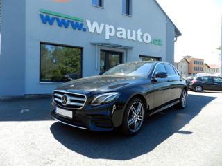 Mercedes-Benz Třídy E 1.9 d Matic sedan nafta