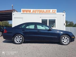 Mercedes-Benz Třídy E 2.1 CDi Avantgarde sedan nafta