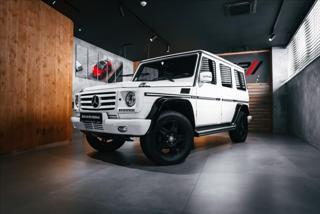 Mercedes-Benz Třídy G 3,0 350 CDI, SPECIAL EDITION, DESIGNO  BR SUV nafta