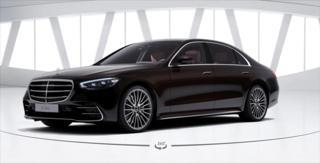"Mercedes-Benz Třídy S 2,9 400 d 4M L/AMG/Premium Plus/21""/Flowing lines  IHNED sedan nafta"