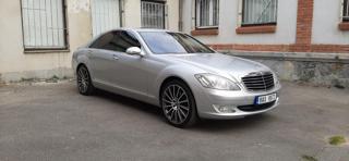 Mercedes-Benz Třídy S S 320CDI AMG ALU NOČNÍ VIDĚNÍ sedan