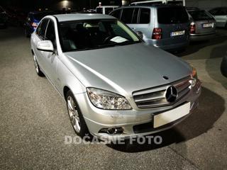 Mercedes-Benz Třídy C 2.2 CDi, ČR sedan nafta