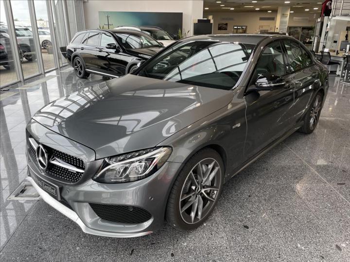 Mercedes-Benz Třídy C .   C 43 AMG 4M, Performance,TV sedan benzin