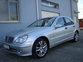 Mercedes-Benz Třídy C C 200 CDi sedan