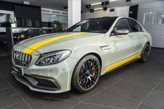 Mercedes-Benz Třídy C 4,0 63 S AMG/Akrapovič/Pano/360°/Designo/Burmester  IHNED sedan benzin