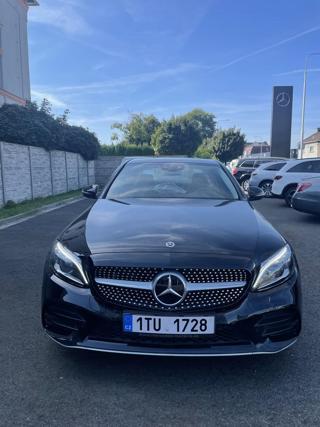 Mercedes-Benz Třídy C 2,0 C 220d 4M FL, OL 13.380,-Kč sedan nafta