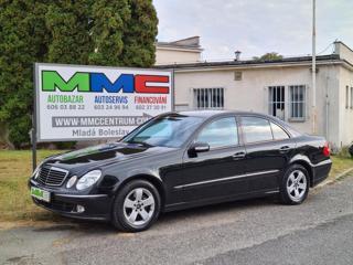 Mercedes-Benz Třídy E E320i Avantgarde-ANDRIOD, PO SERVIS sedan