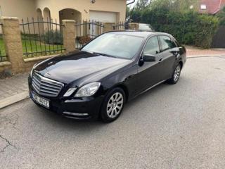 Mercedes-Benz Třídy E E 200 CDI,  MANUÁL ,ČR sedan nafta