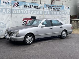 Mercedes-Benz Třídy E E 200 2.0i 100kW sedan