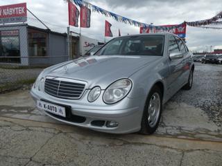 Mercedes-Benz Třídy E 220CDI 110kW*A/T*Elegance*Stav sedan nafta