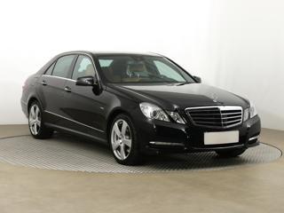 Mercedes-Benz Třídy E E 350 CDI 195kW sedan nafta