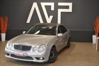 Mercedes-Benz Třídy E 220CDI*Kůže*Xenon*NAVI* sedan nafta