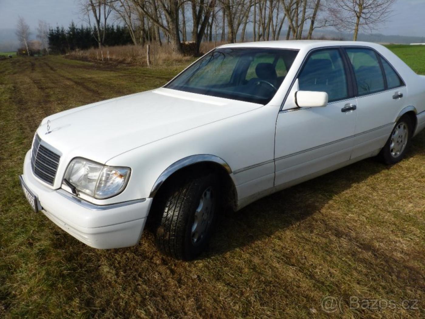 Mercedes-Benz Třídy S S 420 SLEVA- 20000,- sedan