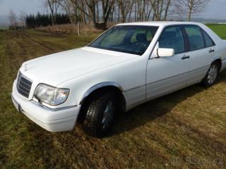 Mercedes-Benz Třídy S S 420 SLEVA- 20000,- sedan - 1