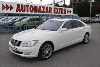 Mercedes-Benz Třídy S 3,0 CDI kůže,aut,navi,Bi-xen, sedan nafta