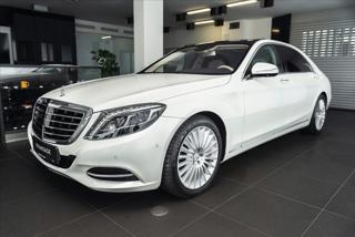 Mercedes-Benz Třídy S 3,0 350 BLUETEC 4Matic L/360°/Night View/designo  IHNED sedan nafta