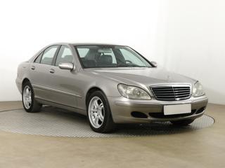 Mercedes-Benz Třídy S S 320 CDI 150kW sedan nafta