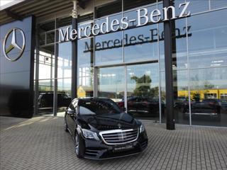 Mercedes-Benz Třídy S S 400 D 4M sedan nafta