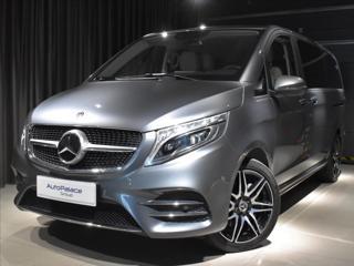 Mercedes-Benz Třídy V 2,0 300d 4M AMG 360° Ventilace SUV nafta