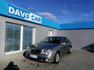 Mercedes-Benz Třídy E 3,2 320i 165 kW 4Matic Aut. CZ sedan benzin