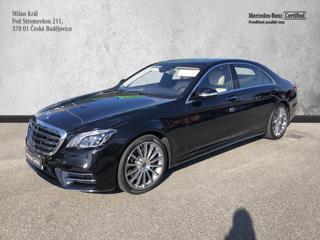 Mercedes-Benz Třídy S 2,9 S 400d/L AMG 4M sedan nafta