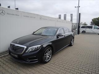 Mercedes-Benz Třídy S S 350 d 4M L 1maj./CZ sedan nafta