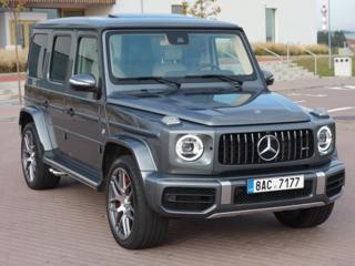 Mercedes-Benz Třídy G 4.0 Exclusive terénní benzin