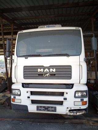MAN 2005, 12000 ccm valník