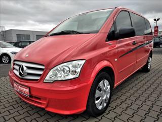 Mercedes-Benz Vito 2,2 CDi 116 120kW *7-MÍST*XENON* kombi nafta