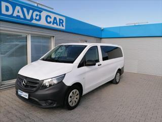 Mercedes-Benz Vito 1,6 111CDI 84 kW CZ 9-Míst DPH kombi nafta