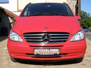 Mercedes-Benz Viano 2.2CDI LONG 150PS 1 majitel minibus