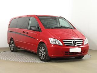 Mercedes-Benz Vito 122 CDI V6 165kW minibus nafta
