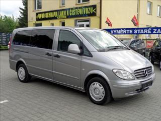 Mercedes-Benz Vito 2,2 CDi SERVISKA,BEZ KOROZE MPV nafta