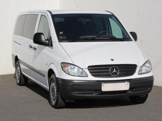 Mercedes-Benz Vito 2.2CDi, Serv.kniha, ČR minibus nafta