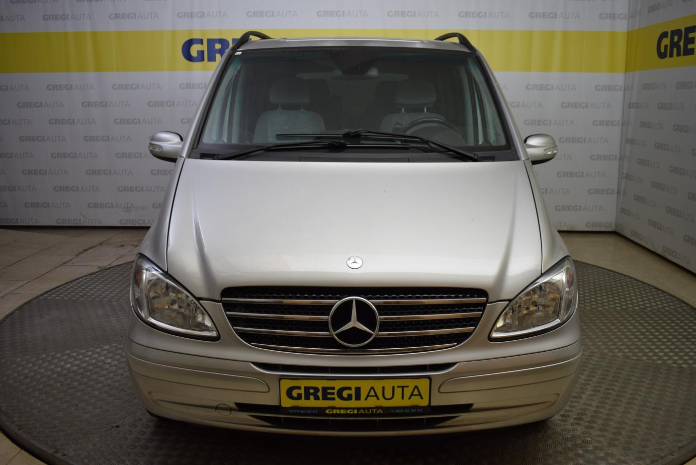 Mercedes-Benz Viano 2,2CDI AUTOMAT TOP STAV MPV