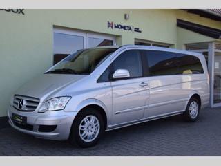 Mercedes-Benz Viano 3,0CDi V6*6MÍST*ZACHOVALÉ MPV nafta
