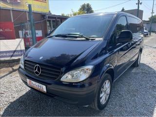 Mercedes-Benz Vito 2.1 CDi long minibus nafta