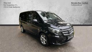 Mercedes-Benz Vito 2,1 CDI/L Tourer automat minibus nafta