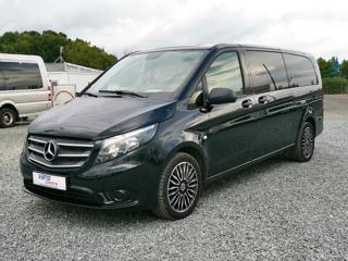 Mercedes-Benz Vito 119/XL 8míst/ČR/1.maj. minibus