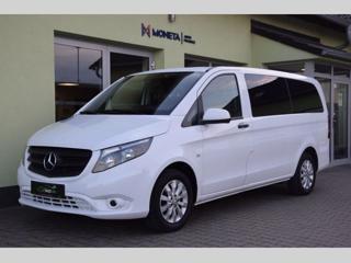 Mercedes-Benz Vito 114CDI TOURER*8MÍST*REZERVACE* MPV nafta
