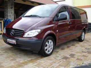 Mercedes-Benz Vito 115CDI LONG 6 MIST KLIMA minibus