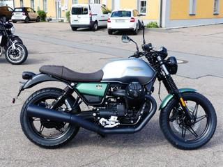 Moto Guzzi 2021 Euro 5 nakedbike