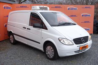 Mercedes-Benz Vito 2,2 CDi, ČR, 1 MAJ., CHLAĎÁK. skříň nafta