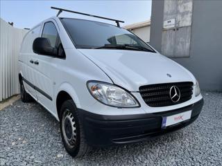 Mercedes-Benz Vito 2,2 CDI,původ ČR,poctivé KM skříň nafta