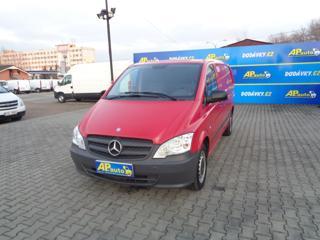 Mercedes-Benz Vito 110CDI LONG 2.2CDI KLIMA SERVISKA užitkové