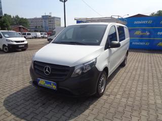 Mercedes-Benz Vito 111CDI 1.6CDI LONG 5 MÍST KLIMA užitkové