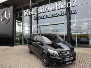 Mercedes-Benz Vito VITO TOURER 124 CDI 4M VAN nafta