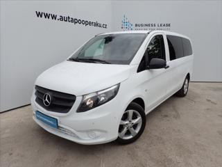 Mercedes-Benz Vito 2,1 CDI AT7 Select PDC+TAŽNÉ VAN nafta