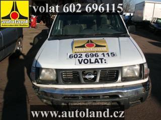Nissan Double Cab VOLAT 602 696115 pick up nafta