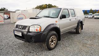 Nissan Double Cab 2.5d / 5míst/ pick-up/ 4x4 pick up